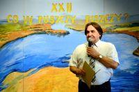 Dyrektor NOK Krzysztof Borowski